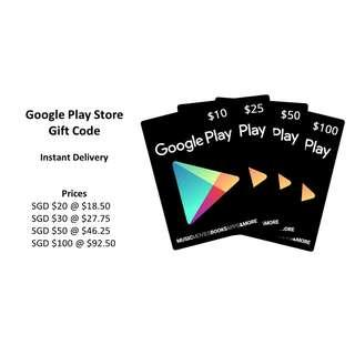 🚚 DISCOUNTED Google Play Store Gift Card (Code) INSTANT DELIVERY