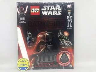Buku Import LEGO Star Wars The Dark Side bonus Minifigure Emperor Palpatine