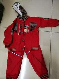 Winter suit 1-2yo