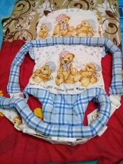 Gendongan depan bayi