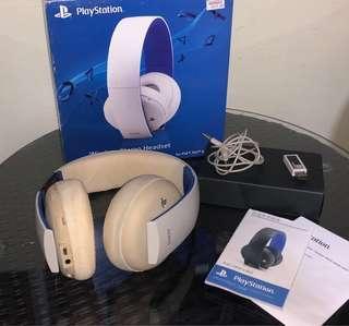 Free Sony PS Bluetooth Headphones
