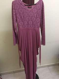 Qalaqisya dress