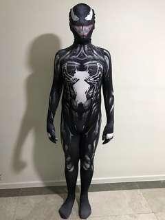 🚚 Marvel villain superheroes Venom Cosplay DND costume