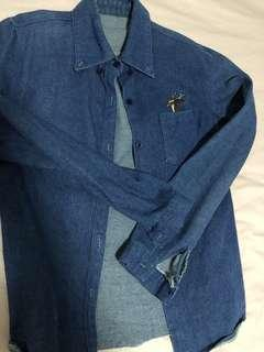 Deer Denim Jacket