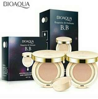 BIOAQUA BB CUSION HOT SELLING ITEM!