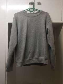 [REPRICED] Grey Sweater