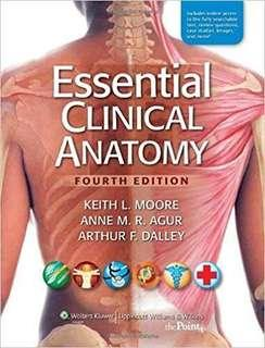 Essential Clinical Anatomy 4th Edition