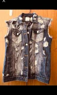 Cotton On Denim Vest