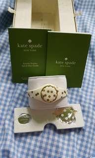 Kate Spade Tracker Polkadot