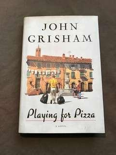 John Grisham's PLAYING FOR PIZZA