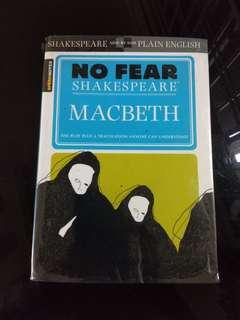 No Fear Shakespeare Mcbeth