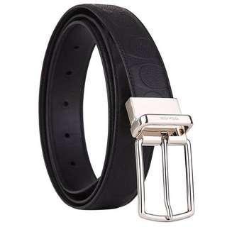 Coach belt unisex authentic orig