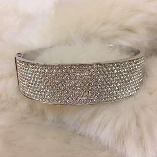 Authentic Swarovski Bangle