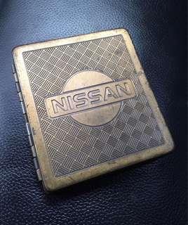 🚚 Nissan 古董煙盒