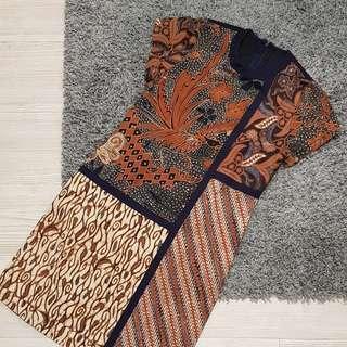 Batik Kultur Dress