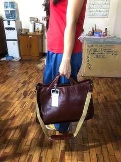 Dakota leather  bag