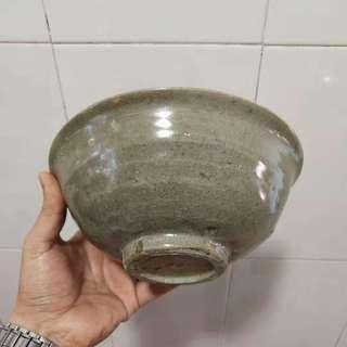 元龍泉大碗 寬19.5cm 高8cm 大器