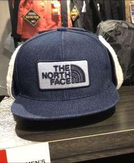 North face 日版牛仔機師帽款cap帽