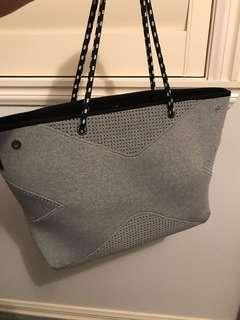 Prene X bag in grey very good condition