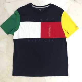 Tommy Hilfiger Colourful Tshirt Multicolour Top