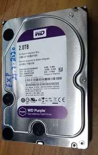 Hard Disk Western Digital WD20PURX