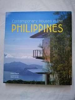 Contemporary Houses in The Philippines Architecture Book
