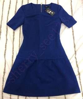 Premium Blue Dress MJ & Co