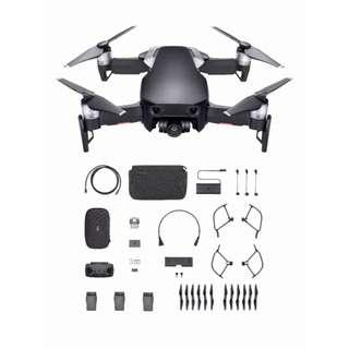 🚚 DJI Mavic Air Fly More Combo Black Onyx Quadcopter with Remote Controller
