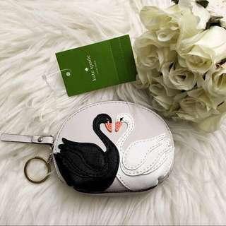 Kate Spade Swan Dumpling Coin Purse