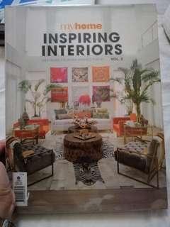 My Home Inspiring Interiors Volume 2 Interior Design Archite ture Book