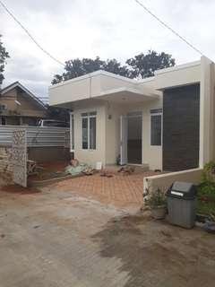Rumah minimalis KPR dijakarta timur