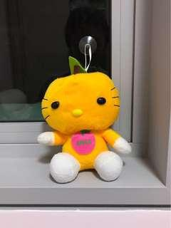 hello kitty (Apple) stuff toy