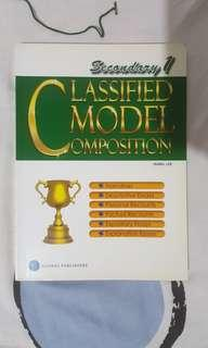 Classified Model Compositions (Secondary 1)