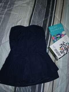 Tube blouse