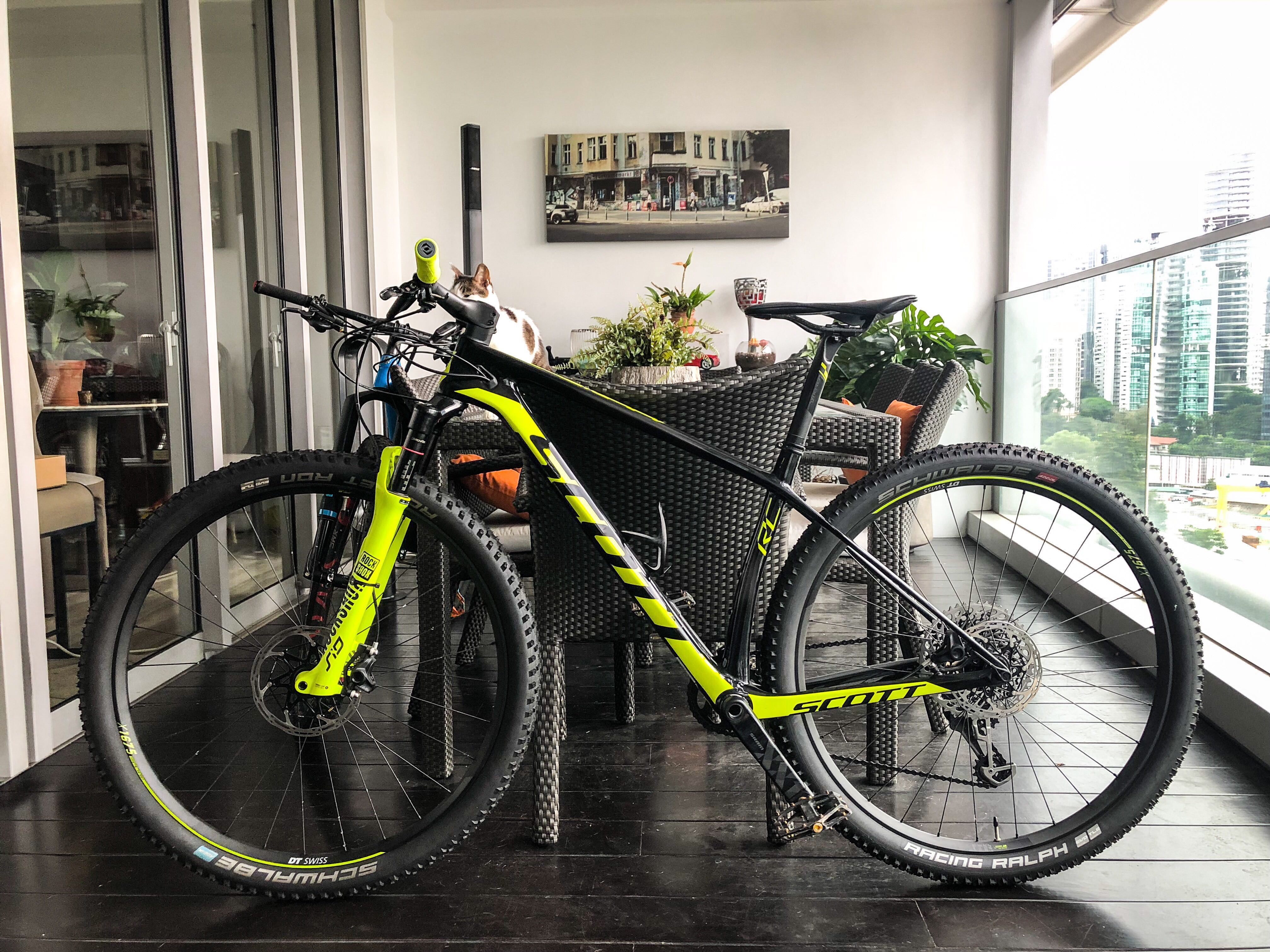 2019 Scott Scale 900 Rc World Cup Medium Bicycles