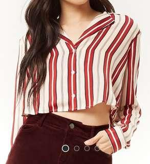 Authentic Forever 21 Top Longsleeves