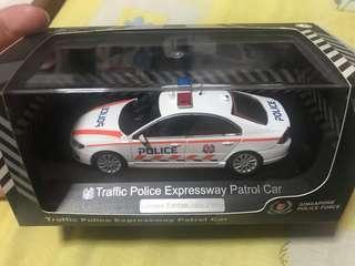 Singapore Traffic Police Car 1:43 Scale