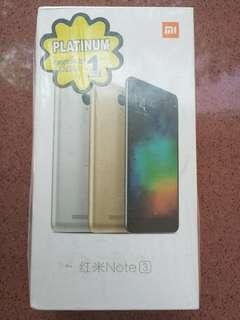 """Xiaomi Note 3 2/16-5,5"""""""