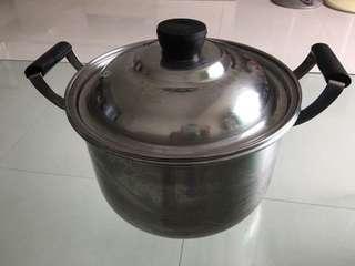 不銹鋼煲 Stainless steel pot (small)