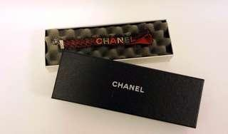 Chanel 彩石頸飾