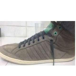 Sepatu Adidas Plimcana Mid kulit