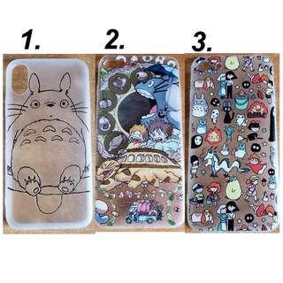 🚚 🔥Studio Ghibli Characters iPhone Case🔥
