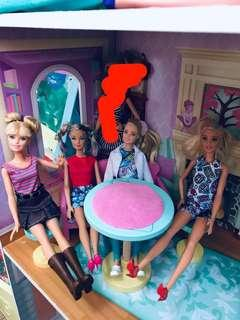 BARBIE DOLLS 💯 authentic 👍 for take all