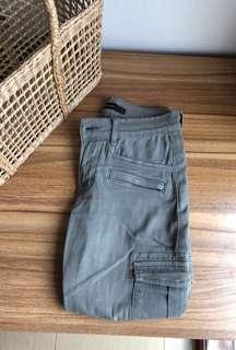 PORTMANS Khaki Cargo Jeans