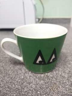 Mugs, Cups. Cartoon Character Line Brown, Rilakuma, POLKA Dot,