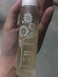Sunflower Beauty Oil (Luxe)