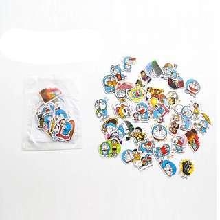 🚚 Doraemon Stickers