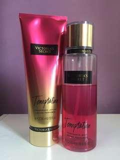 Fragrance Lotion - VS Temptation