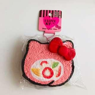 Hello Kitty Cake Roll Squishy [Non-reproduced]