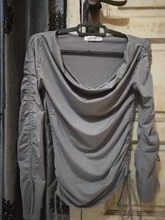 Gramercy Park grey top